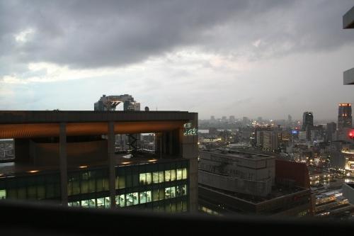 リッツカールトン大阪に宿泊
